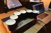 Illumaphone : Instrument de musique par la lumière avec Arduino