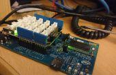 Intel Edison température contrôlée relais