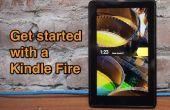 Débuter avec un Kindle Fire