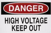 Comment faire un condensateur à haute tension haute capacité