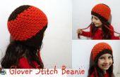 Glover piquer Beanie - Crochet patron gratuit