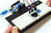 Interaction avec un OLED et un accéléromètre