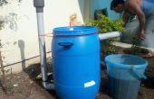 Biogaz à domicile-bon marché et facile