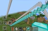 Bricolage Minecraft Roller Coaster