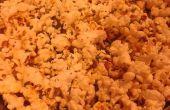 Comment faire des pop corn ail ! (14 minutes)