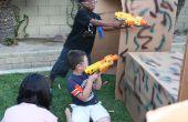 Comment lancer une fête d'anniversaire de Nerf Battle