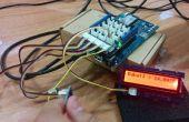 Nouveau-nés surveillance système (basé sur les capteurs de température portables) et Edison Intel