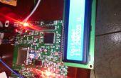 Moniteur de batterie maison utilisant AVR