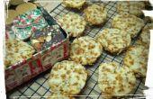Cookies noix de pécan caramel