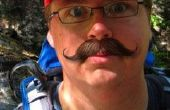 Moustache vos amis (numériquement) !