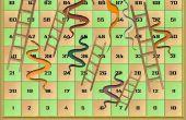 Thayam Paramapadham ou Pampu ou serpents, ladder