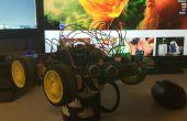 BOBO Arduino basé semi-autonome RC voiture