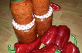 Ajvar serbe traditionnel