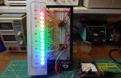 Arduino - thermometre analogique de LED