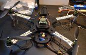 Un Quadcopter SK450 de chat mort pour appeler vos propres