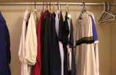 Comment emballer les vêtements pour aller