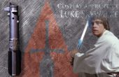 Comment faire un sabre laser - Anakin Skywalker, Luke, Finn