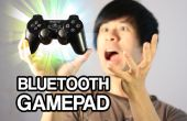 Manette Bluetooth PS2