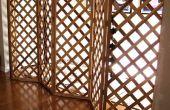 Indoor Pet barrière - Make It Yourself
