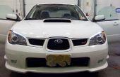 Installation de bande LED Flexible DIY dans mon Subaru