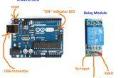 Arduino vocale lumières / sortie