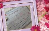 BRICOLAGE calendrier mensuel
