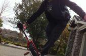 Monocycle extrême !