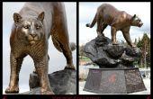 Création d'un Monument de l'Université et les Bronzes de réplique
