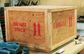 Nécessité d'envoyer quelque chose en toute sécurité ? Comment construire une caisse personnalisée... pour moins de 100 $.