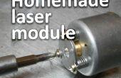Module laser maison
