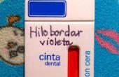 Voyage / distributeur de ficelle d'un minimum de boîte de soie