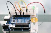Juste Veggin avec un Arduino Beetbox