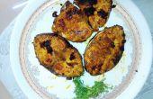 Les alevins indien épicé recette