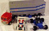 Mon LEGO Transformers jusque