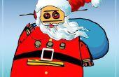 J'ai Santa Robot