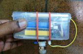 GPL / système de détection de biogaz avec MediaTek LinKIt One