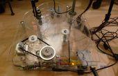 Comment construire une monture équatoriale pour longue exposition astrophotographie