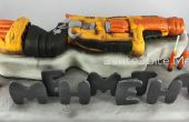 Gâteau de nerf Gun-3d