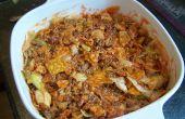 Comment faire une salade Taco