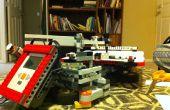 Construire un robot Lego Multigraph
