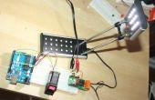 Biométrie contrôlée lampe de bureau LED