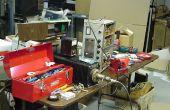 Réparer un condensateur - petit Air Variable condensateur en émetteur