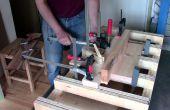 Mieux qu'une table de travail - The Box serrage