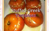 Tomates farcies de grec