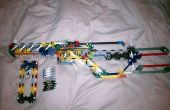 K ' NEX Assault Rifle avec Clip amovible