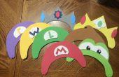 Chapeaux de personnage de Mario Party 10