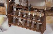 Comment construire votre propre laboratoire de chimie à partir de zéro et une expérience facile à faire avec elle !