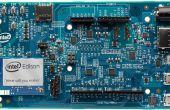 Intel Edison - création programme Socket TCP en utilisant GCC et Linux