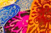Comment faire des patrons de timbre avec de l'argile polymère
