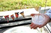 Bateau de glace enfants faite de glace!! Respectueux de l'environnement & gratuit ! Kids Fun Toy !